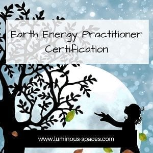 Earth Energy Practitioner Certification with Maureen Calamia