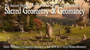 Sacred Geometry and Geomancy with Trisha Keel