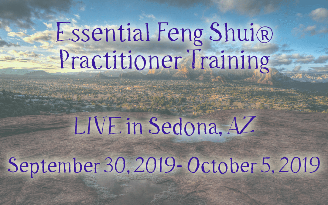 Live Essential Feng Shui Practitioner Training